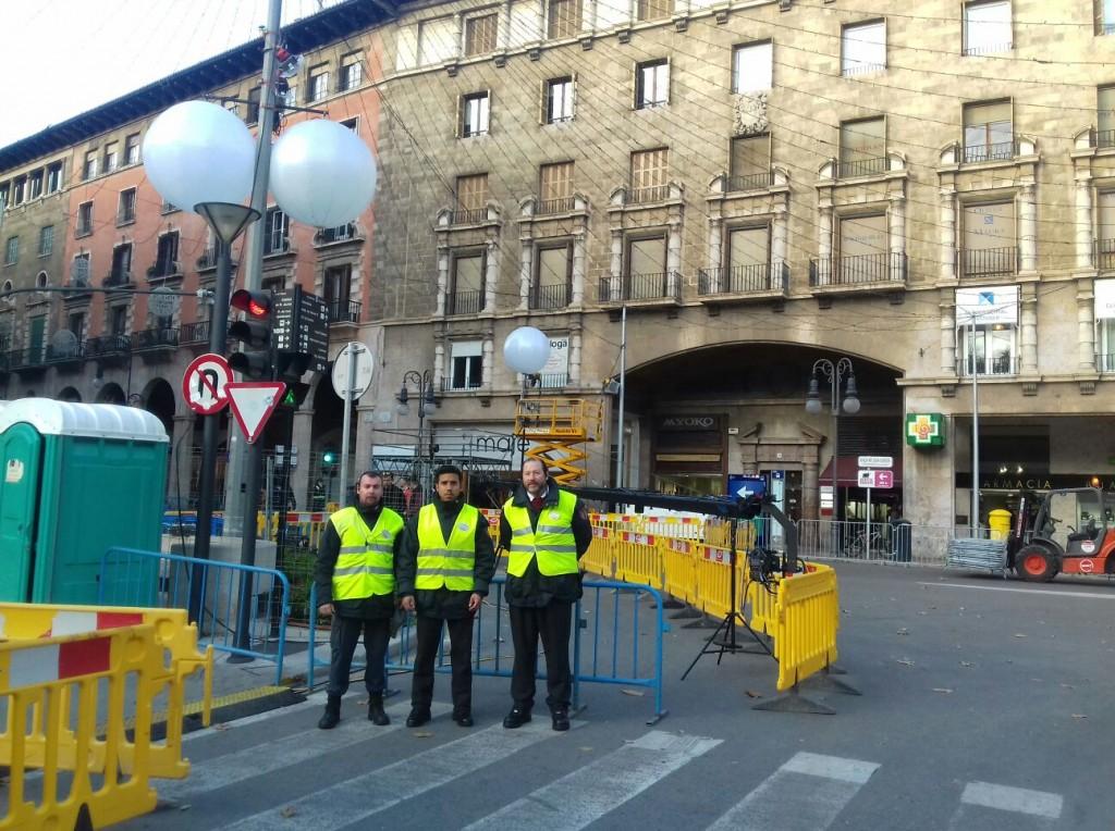 Vigilantes de Seguridad en Mallorca