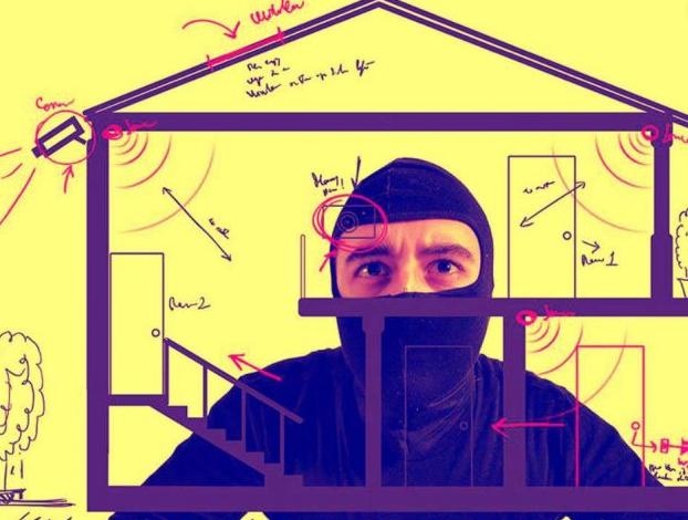 evitar asaltos a viviendas con sistemas de alarma de TASP Seguridad