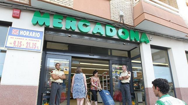 Seguridad Privada en los supermercados