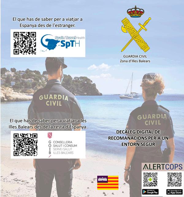 Decálogo Digital Guardia Civil Baleares - CAT