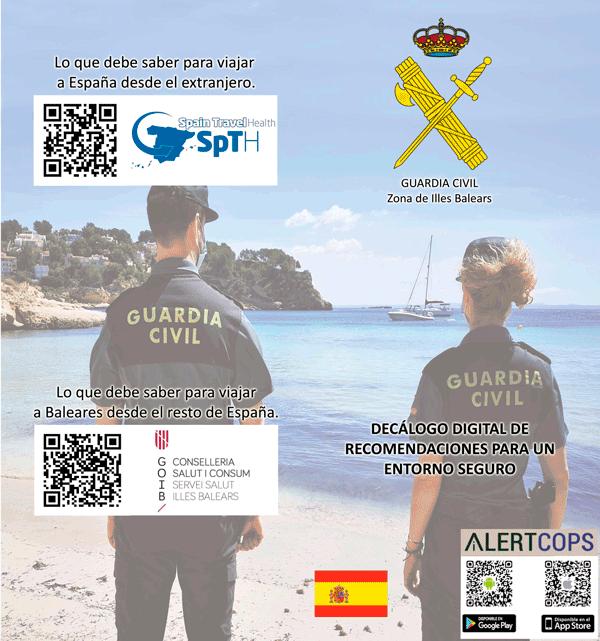 Decálogo Digital Guardia Civil Baleares - ESP